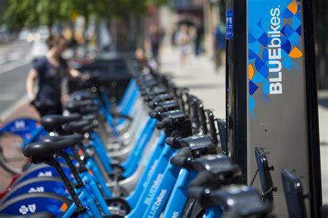 blue bikes  coming  mattapan roslindale