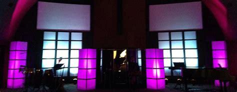 blocks  grids church stage design ideas