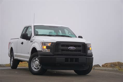 2016 Ford F-150 Xl Review