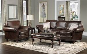 Why Brown Leather Sofa Living Room Designs Ideas Decors
