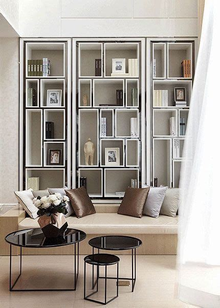 Living Room Bookshelf Wall by Library Idea To Incorporate Shelving For Books And Other