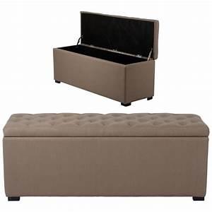 banc de lit taupe With meuble d angle maison du monde 15 banc pied de lit ikea