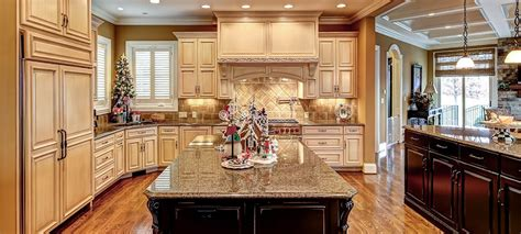 Classic Kitchens of Campbellsville   Custom Cabinets in