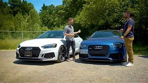 Here U0026 39 S How A 2013 Audi Rs5 Stacks Up Against A 2020 Audi