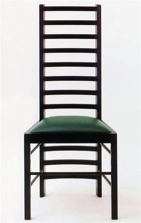 charles rennie mackintosh furniture mackintosh willow 2 chair bauhaus italy