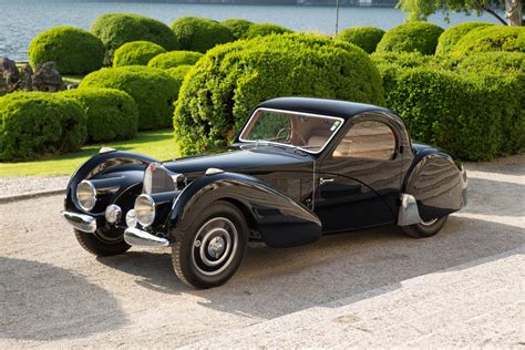 bugatti type  sc atalante coupe chassis