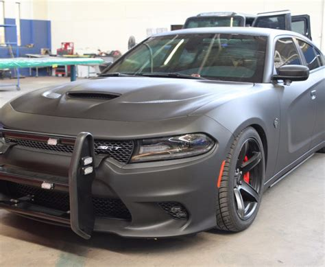 What Does The 2020 Dodge Charger Look Like by This Armored Dodge Charger Hellcat Car Laughs In