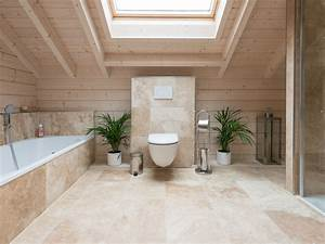 Fliesen Im Badezimmer : travertin rustic fliesen im badezimmer natursteinhandel ~ Sanjose-hotels-ca.com Haus und Dekorationen