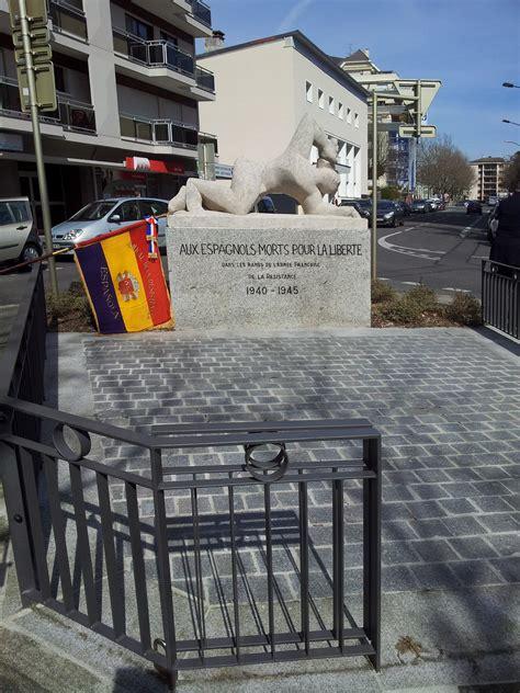 amicale de la r 233 sistance espagnole quot por la libertad como
