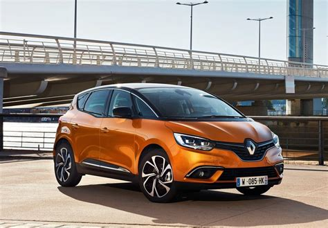 renault scenic 2017 automatic the motoring world all new renault scénic and grand
