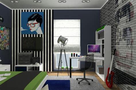 chambre moderne ado astuces de déco de chambre moderne ado garçon réussie