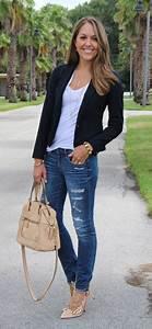 Stylish ways to wear a blazer u2013 LifeStuffs