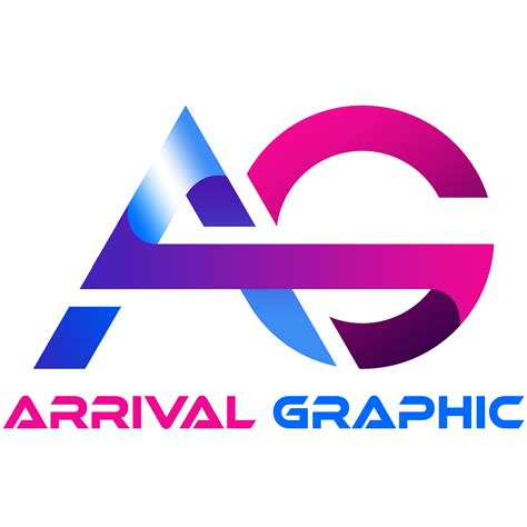ag letters logo design psd graphicsfamily