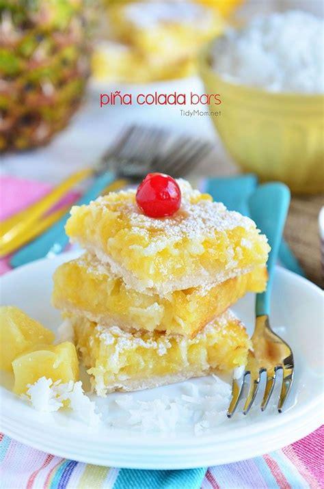 pi 241 a colada bars easy dessert