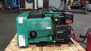 Cummins Onan Emerald Iii Genset 6500 Watt Rv Generator 6 5