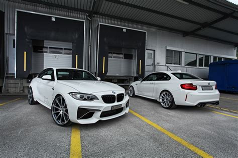 Dähler Drops Bmw M4's S55 Into M2 Coupe, Tunes It To 532hp