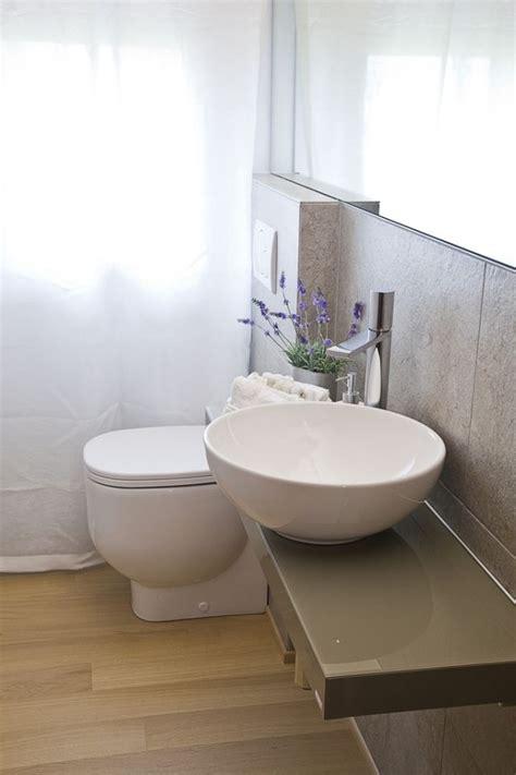 Badezimmer Unterschrank Schwebend by Ideen Kleine B 228 Der Waschtisch Schwebend Rundes
