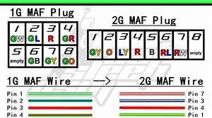 2g Maf In A 1g Wiring  By