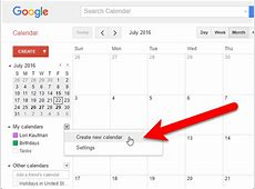 How to Share a Google Calendar with Other People