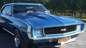 1969 Camaro Rs For Sale
