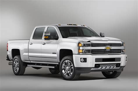 Chevrolet Silverado Hd by 2015 Chevrolet Silverado 2500hd High Country