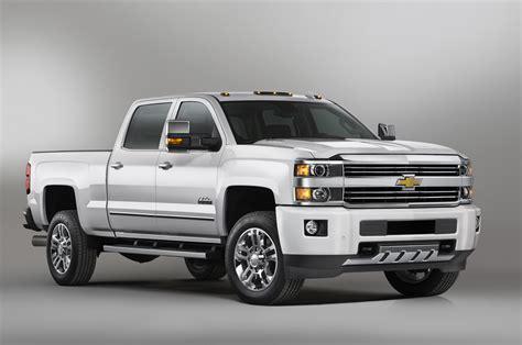 2015 Chevrolet Silverado 2500hd High Country  Taw All Access