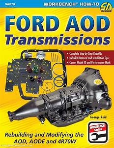 Ford Aod Transmission Rebuild How