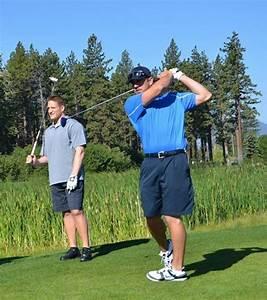 A.J. Hawk and Aaron Rodgers @ American Century Lake Tahoe ...