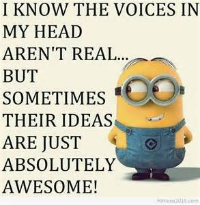 Minions with Funny Captions