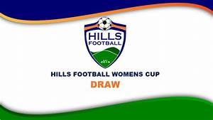 Hills Football Womens Cup Draw - The Michelle Byrne Trophy ...