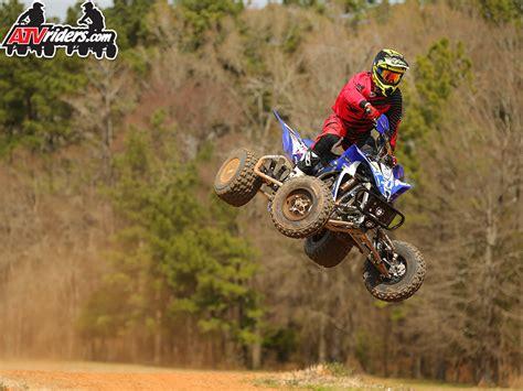 atv motocross atv motocross racer adam clark