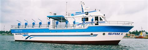 Tuna Fishing Boat Builders by Northwest Marine Fiberglass Boats Manufacturers In Sri Lanka