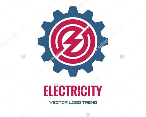 collection   electrical logo designs design trends