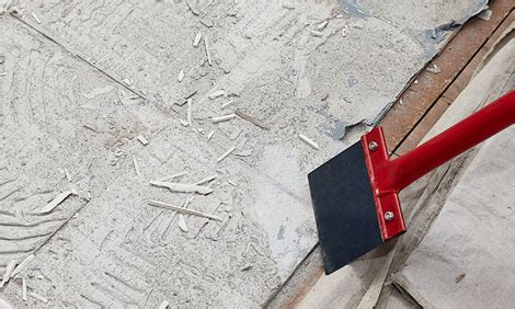Removing Bathroom Floor Tiles by How To Remove Floor Tiles Bunnings Warehouse