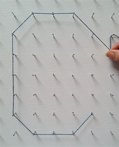 create  stunning ombre string art word tuts