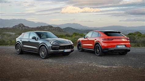 2020 Porsche Cayenne Model by Porsche Presents The 2020 Cayenne Coupe Motor Sports