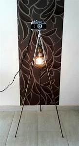 1000 images about floor lamps modern rustic ideas on With recycled metal floor lamp