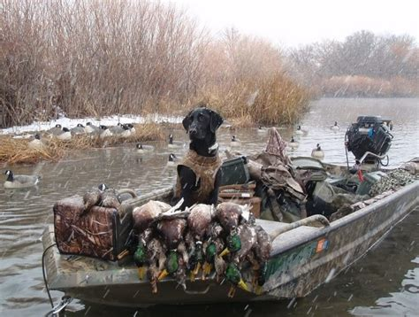 Gheenoe Duck Boat Blind by Weekly Morning Trail Mix 3 27 Morning Moss