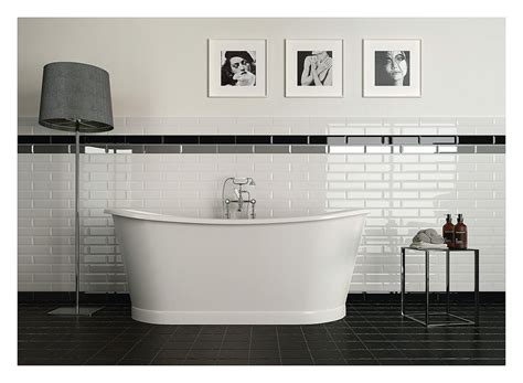 Metro Xl Gloss White Kitchen Bathroom Wall Bevelled Subway