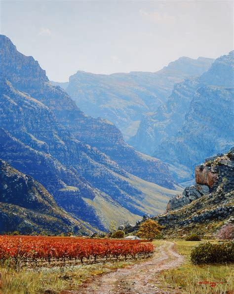 1000+ Images About Western Cape Landscape Paintings On