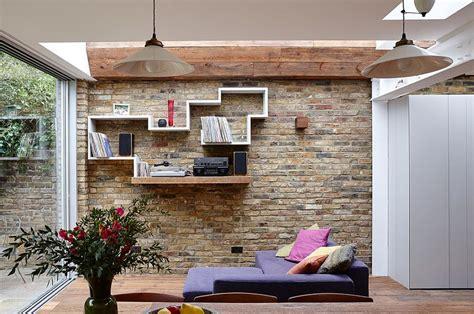 semi detached london terrace house   bright modern