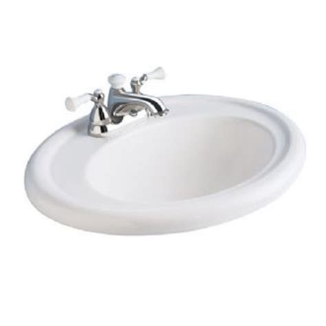 Eljer Bathroom Sinks by Eljer Endicott Countertop Lavatory 8 Inch Centers