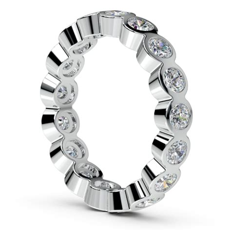 Bezel Diamond Eternity Ring In Platinum (1 34 Ctw. Track Lighting Pendant. Palm Beach Jewelry Wedding Rings. Butterfly Jewelry. Chocolate Diamond Bands. Nature Pendant. Leaf Rings. Rhodium Engagement Rings. Blue Flower Earrings