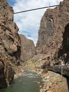 Royal Gorge Railroad Bridge