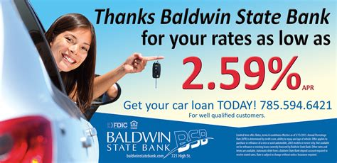 Take the stress out of shopping for a vehicle. car-loan-ad   Baldwin State Bank
