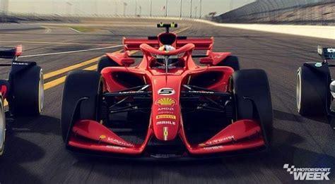 formula formula concept cars