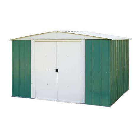 metal storage shed kits arrow sheds metal steel outdoor storage shed kits