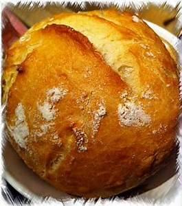 Four A Pain Maison : recette de pain maison bien croustillant ~ Premium-room.com Idées de Décoration