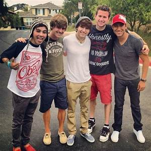 Our 2nd life! (sam,connor,jc caylen,ricky, and ricardo ...
