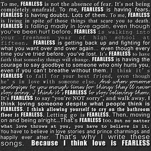Be Fearless Quotes. QuotesGram
